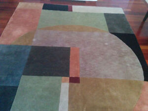 Wool carpet - Almost brand new