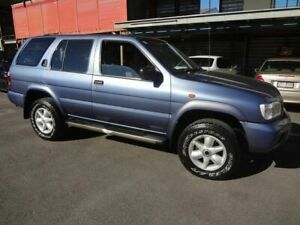 2002 Nissan Pathfinder ST (4x4) Blue 4 Speed Automatic Wagon Coopers Plains Brisbane South West Preview