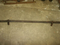 1928, 1929, 1930, 1931 Model A Ford Front axle