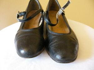 Agelo Luzio dance shoes-Size 6 C