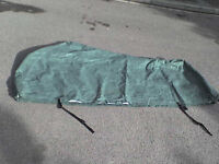 Motorcycle & Bicycle Cover - Heathrow