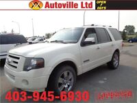 2008 Ford Expedition Limited leather roof back up camera $9488