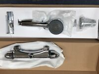 Thermostatic Mixer Shower and Riser