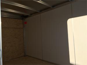 Super Savings - $500 - Aluminum 6 x 12 cargo trailer Edmonton Edmonton Area image 4