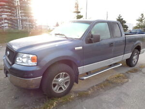2005 Ford F-150 Pickup Truck Etest & Safety