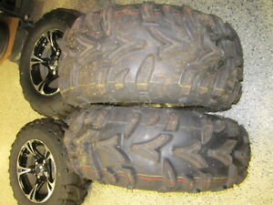 "Arctic Cat 14"" New Take Off Wheels And Tires Edmonton Edmonton Area image 8"