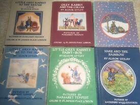 Little grey rabbit vintage books - 33