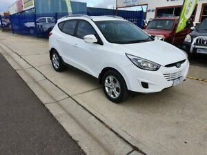 2014 Hyundai ix35 LM Series II Active (FWD) White 6 Speed Automatic Wagon Dandenong Greater Dandenong Preview