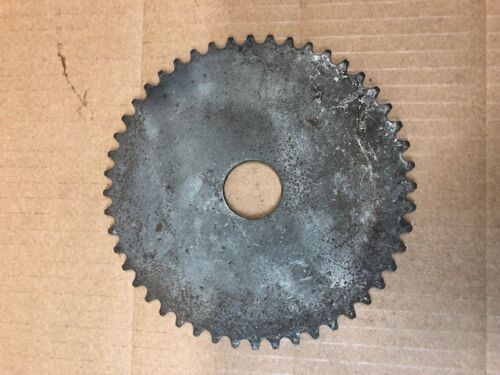 48 Tooth #35 Chain Steel Sprocket (SP-3)