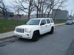 2009 JEEP PATRIOT 4X4 . NORTH . MAGS. 104 611 KM