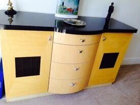 Medium Modern Italian Classic Sideboard
