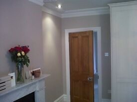 Painter and decorator M Johnson avail London all