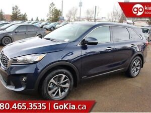 2019 Kia Sorento EX PREMIUM V6; AWD, LEATHER, PANO ROOF, PUSH ST