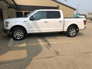 2016 F-150 Lariat Supercrew 4x4