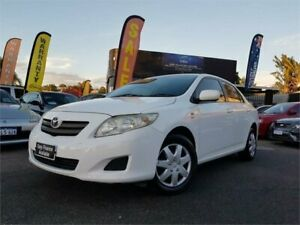 2007 Toyota Corolla ZRE152R Ascent White 4 Speed Automatic Sedan Osborne Park Stirling Area Preview