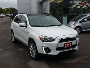 2015 Mitsubishi RVR FINAL CLEARANCE GT LEATHER NAV AWD CAMREA RO