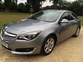 2014 Vauxhall Insignia 2.0CDTi SRi ecoFLEX (stop /start)MANUAL ONLY 6,000 MILES