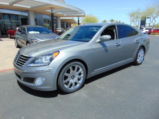 Imagen 1 de Hyundai Equus  gray