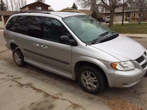 2004 Dodge Caravan Wheelchair Accessible Van