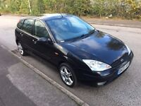 2003 Ford Focus Ghia Tdci Turbo diesel Mot until May 2017 cheap car leather interior