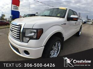 2011 Ford F-150 Lariat Limited SuperCrew w/ Leather, Sunroof, Na
