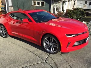 2016 Chevrolet Camaro 2LT RS Coupe (2 door)
