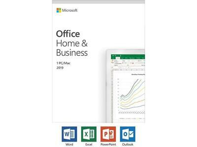 Microsoft Office 2019 Home and Business Retail - SKU:T5D-03203 Phone Activation for sale  Shipping to South Africa