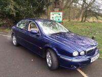 Jaguar X-Type 3.0 V6 SE (AWD) 4dr - FULL MOT
