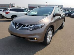 2014 Nissan Murano AWD SL $22888 Accident Free,  Leather,  Heate