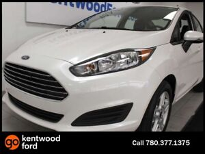 2018 Ford Fiesta SE FWD with heated seats and a back up cam