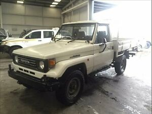 1992 Toyota Landcruiser HZJ75RP (4x4) 5 Speed Manual 4x4 Lilydale Yarra Ranges Preview