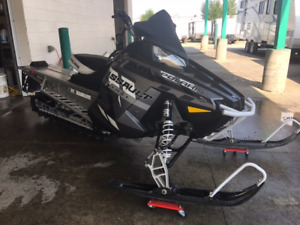 "2015 Polaris Assault 800, 155"" track for only $89 bi-weekly!!"