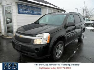 2008 Chevrolet Equinox LS.No Accident