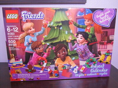 LEGO Friends Advent Calendar 41353, New in original packaging, Christmas Holiday