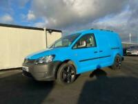 2011 Volkswagen Caddy 1.6 TDI 102PS Van PANEL VAN Diesel Manual