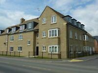 2 BED 1ST FLOOR PART FURN FLAT*£795 pcmAVAILABLE TO MOVE IN*COTSWOLD STONE STYLE**SUIT RETIRED/PROF