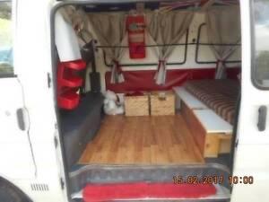 2001 Van/Minivan CAMPERVAN Victoria Park Victoria Park Area Preview