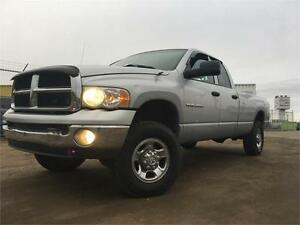 2004 Dodge Ram 2500 SLT 4X4 HEMI = CREW CAB LONG BOX = NEW PARTS Edmonton Edmonton Area image 2