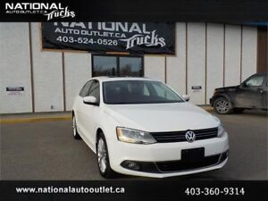 2012 Volkswagen Jetta TDI Sedan Diesel|Leather|Roof|Hested Seats