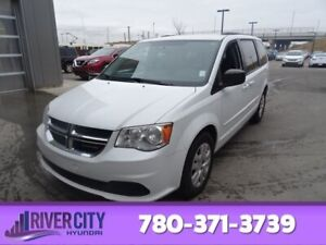 2015 Dodge Grand Caravan SXT STOW N GO Bluetooth,  A/C,