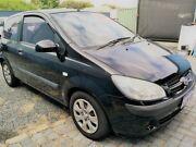 2005 Hyundai Getz TB XL Black Automatic Hatchback Mandurah Mandurah Area Preview