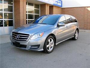 2012 Mercedes-Benz R-Class R350 4MATIC + Accident Free + Loaded