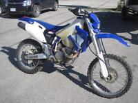 Preowned 2000 Yamaha WR 400 Off road Motorcycle