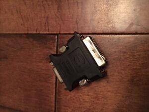Adapteur VGA - DVI-I