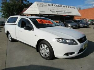 2010 Ford Falcon FG XT (LPG) Lpg 4 Speed Auto Seq Sportshift Sedan