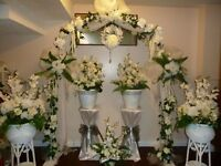 GORGEOUS WEDDING DECORATION SET FOR RENT FOR ONLY $200!!!