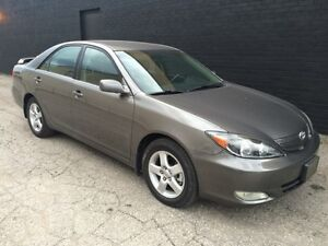 2004 Toyota Camry SE 137928kms $5,500.00