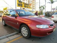 2000 Holden Commodore Vtii Executive Red 4 Speed Automatic Wagon Southport Gold Coast City Preview
