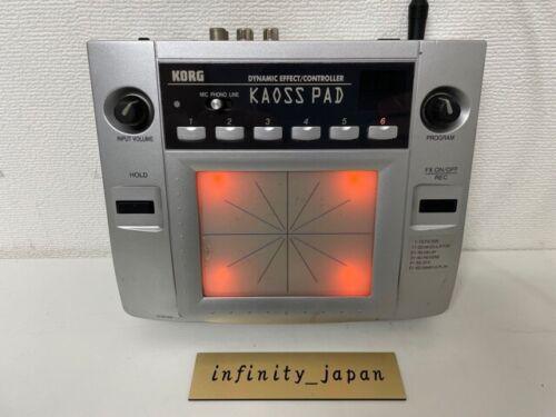 KORG KAOSS PAD KP-1 Original Samplers Sequencers Effects Controller free ship