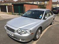 2003 Silver Automatic Volvo S80 SE Saloon 4 Door Petrol 2.4l engine 1 Owner 140K miles Leather seats